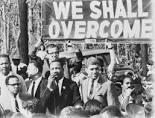 We shall overcome!